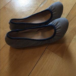 Victoria's Secret Shoes - Striped flats - Victoria's Secret